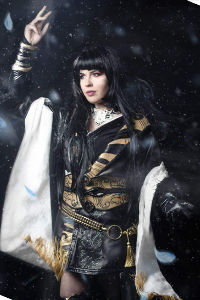 Gentiana from Final Fantasy XV
