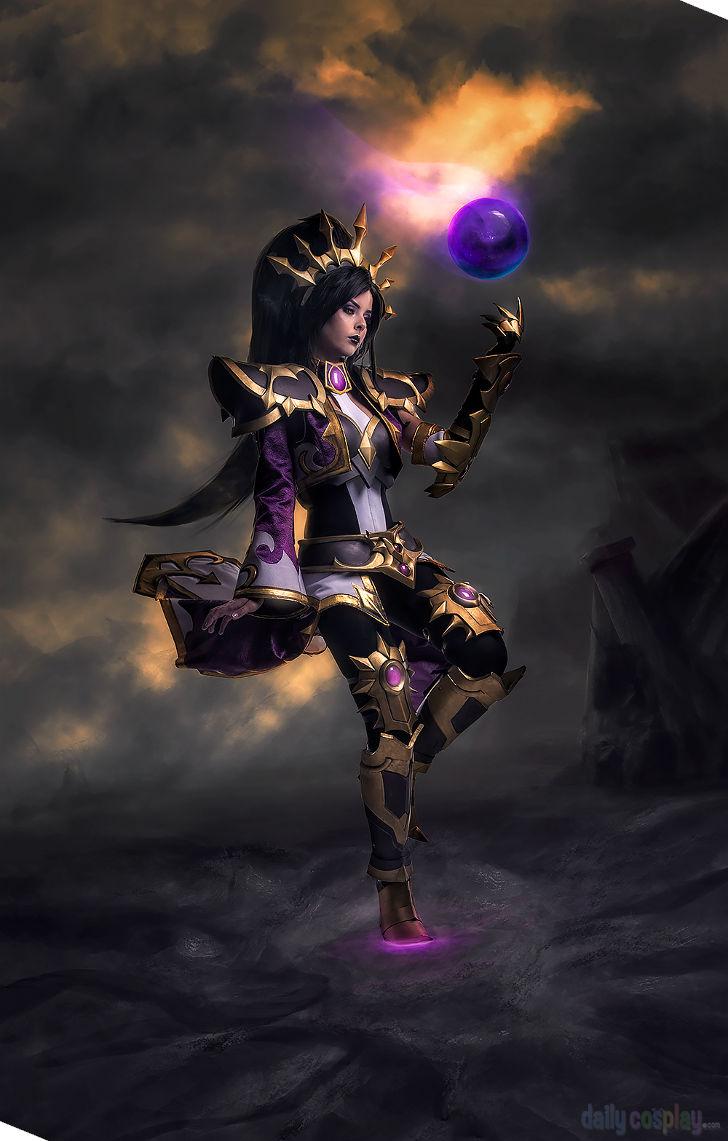 Li-Ming from Diablo III / Heroes of the Storm