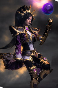 Li-Ming from Diablo III