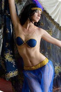 Shamahanskaya Queen from The Tale of the Golden Cockerel