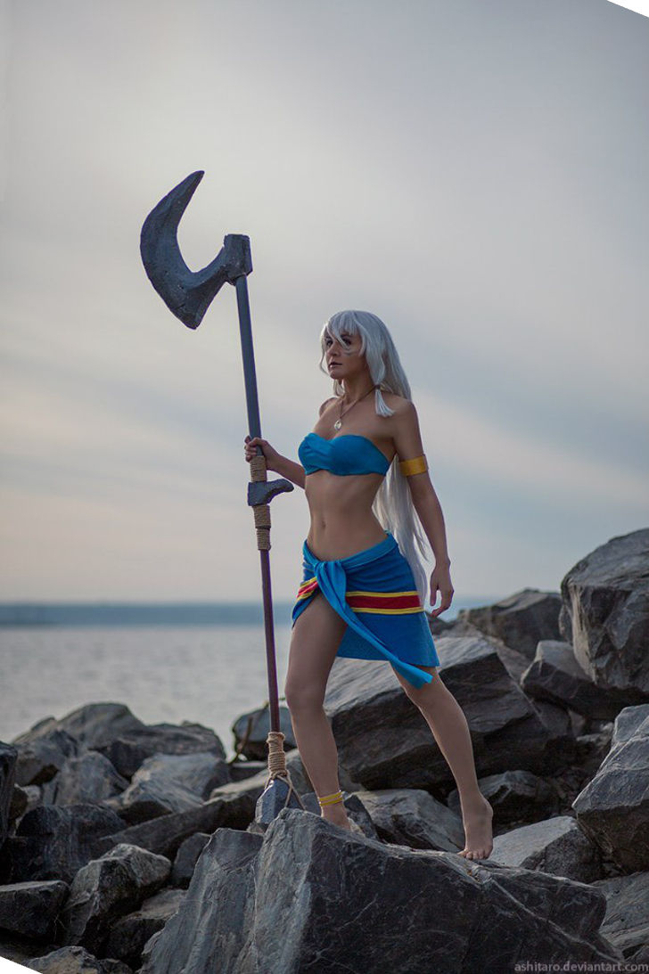 Kida from Atlantis: The Lost Empire
