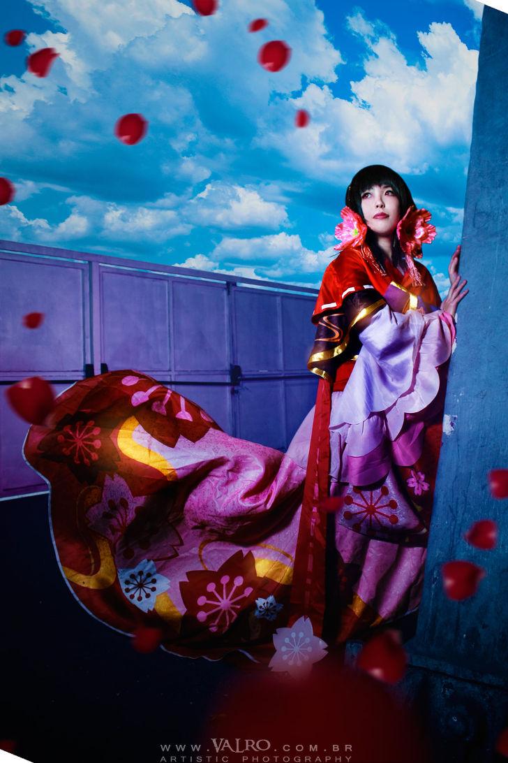 Sakura No Sei from Onmyoji