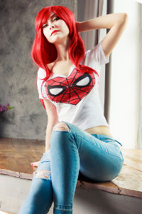 Mary Jane Watson-Parker from Spider-Man