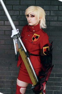 Seras Victoria from Hellsing Ultimate