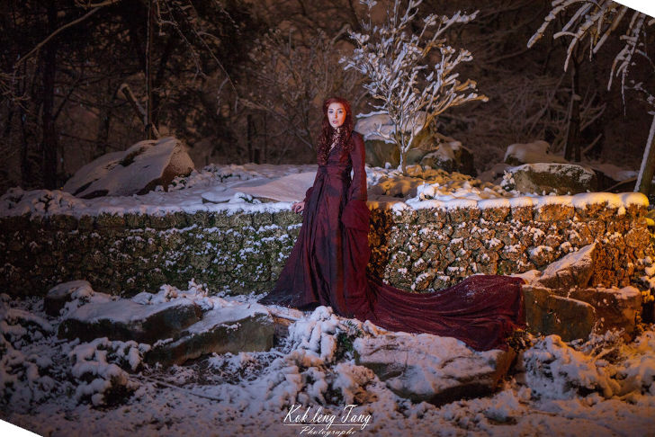 Melisandre from Game of Thrones