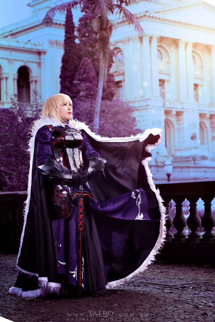 Saber Artoria Pendragon Alter from Fate/Grand Order