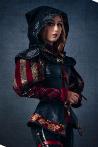 Anna Henrietta from The Witcher 3