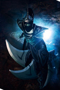 Phantom Assassin from DotA 2