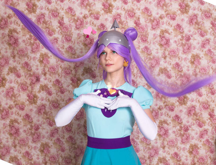 Mina Loveberry from Star vs. the Forces of Evil