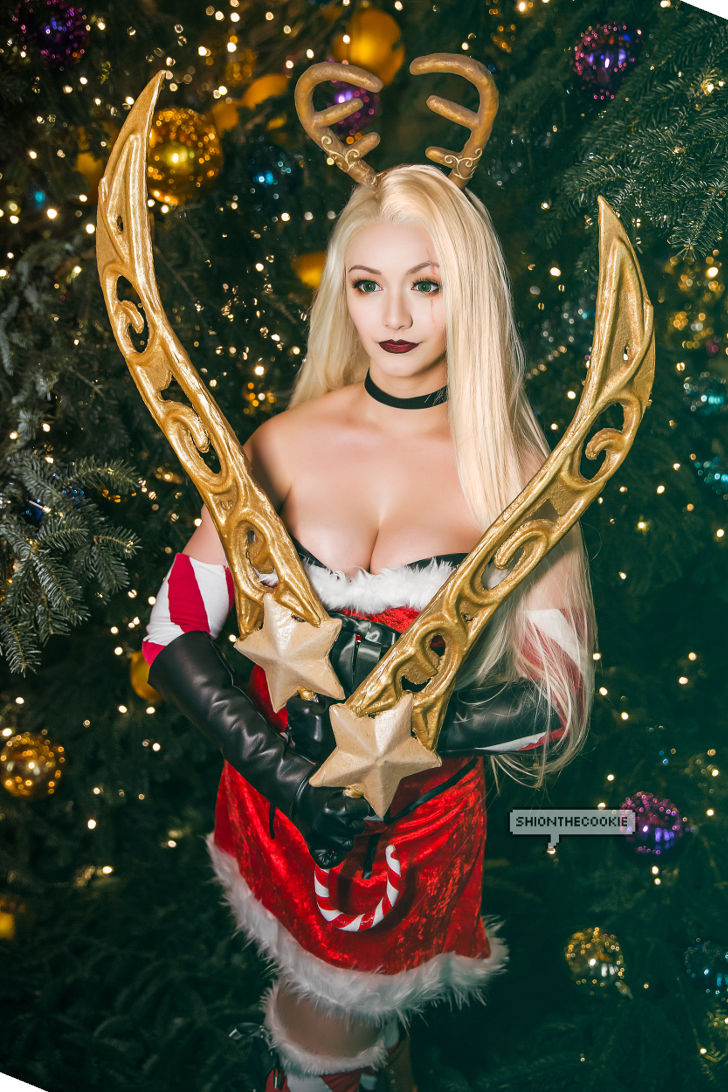 Slay Belle Katarina from League of Legends
