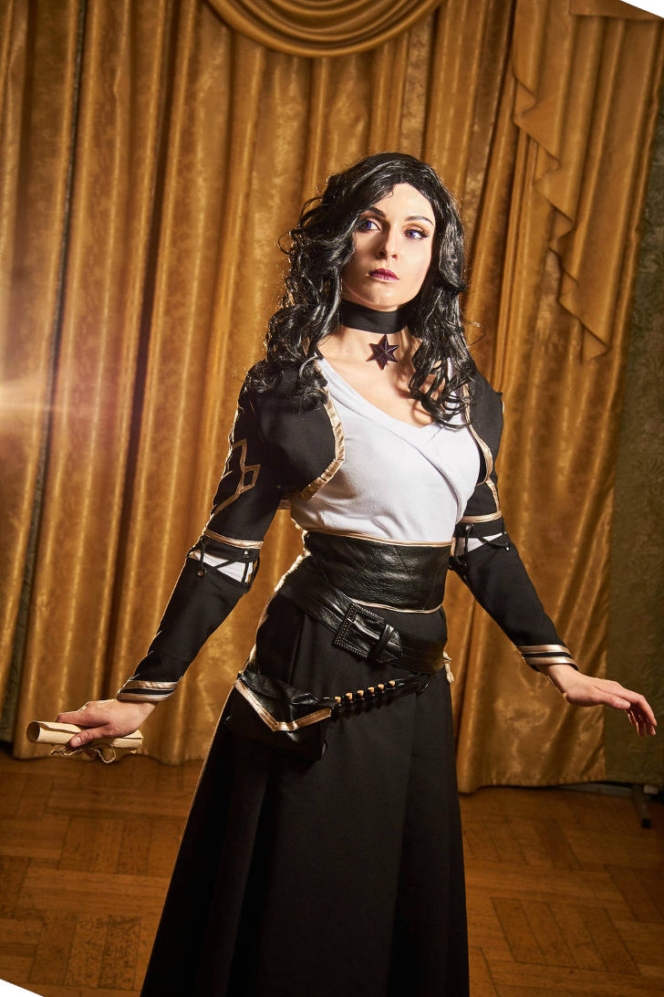 Yennefer of Vengerberg from The Witcher