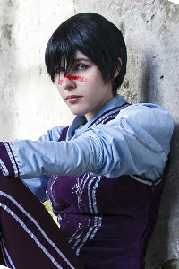 Lady Marian Hawke from Dragon Age II