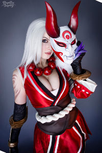 Bloodmoon Diana from League of Legends