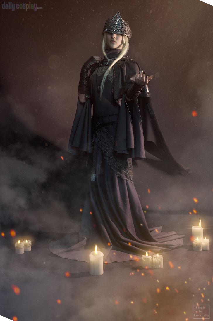 Fire Keeper from Dark Souls III