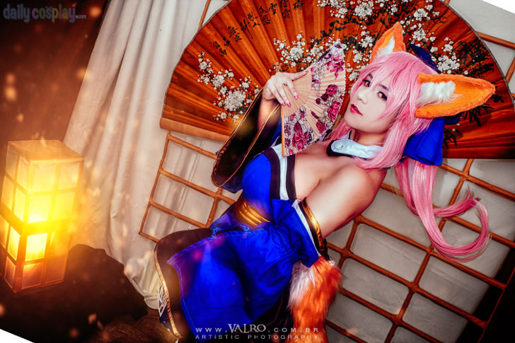 Tamamo no Mae from Fate/Extra
