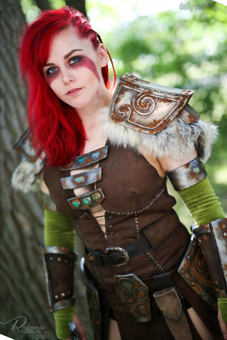 Ancient Nord Armor from The Elder Scrolls V: Skyrim