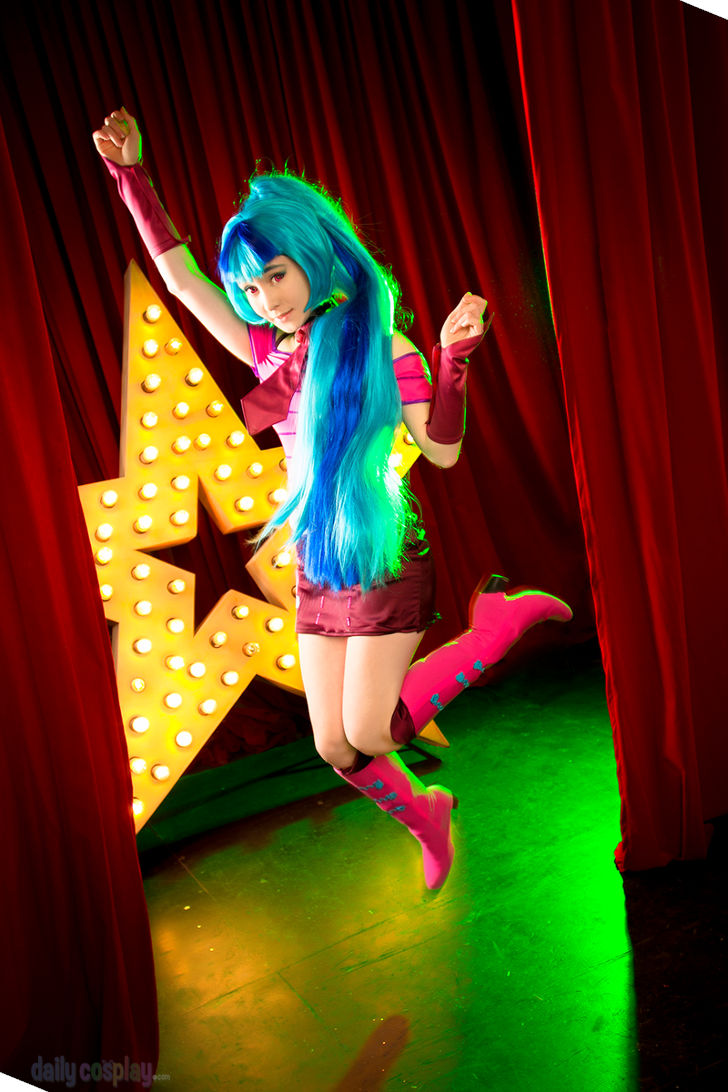 Sonata Dusk from My Little Pony: Equestria Girls