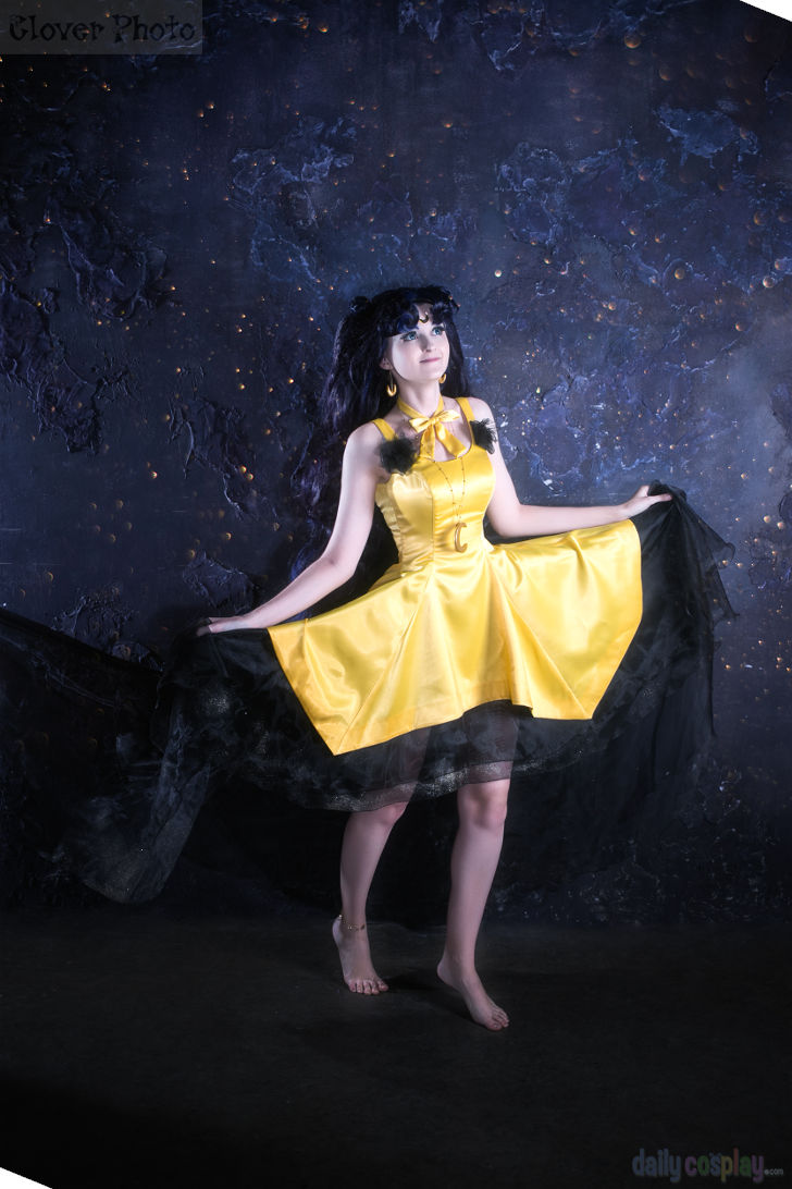 Luna from Bishoujo Senshi Sailor Moon
