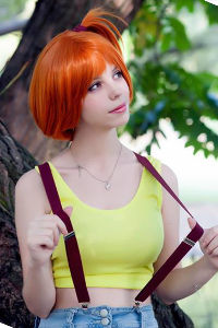 Misty from Pokemon / Pocket Monsters
