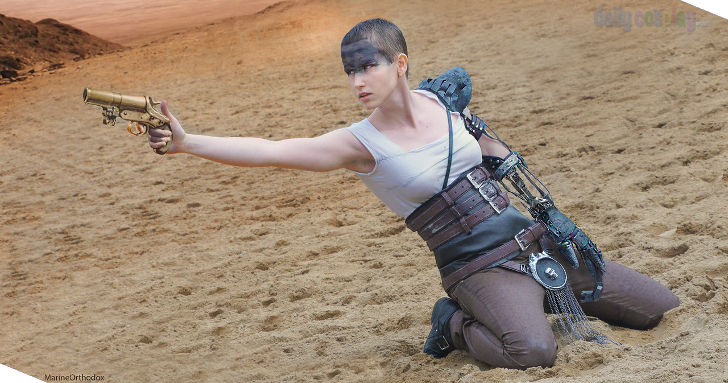 Furiosa from Mad Max: Fury Road