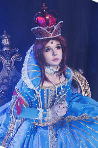 Queen Esther from Trinity Blood