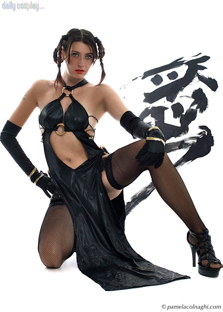 Lei Fang from Dead or Alive