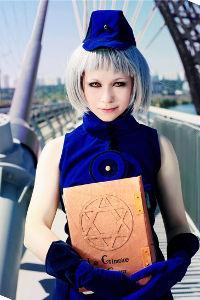 Elizabeth from Persona
