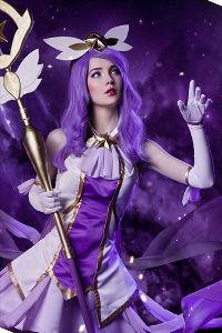 Star Guardian Janna from League of Legends