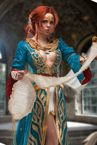 Triss Merigold from The Witcher 3: Wild Hunt