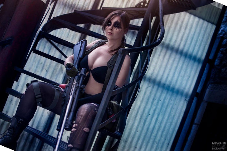 Quiet from Metal Gear Solid