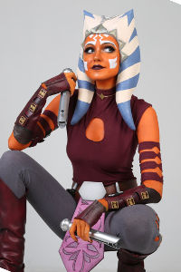Ahsoka Tano from Clone Wars