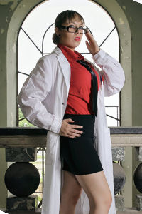 Dr. Harleen Quinzel from DC Comics