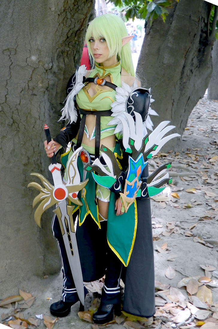 Rena Night Watcher from Elsword