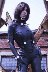 Anzu Yamasaki from Gantz