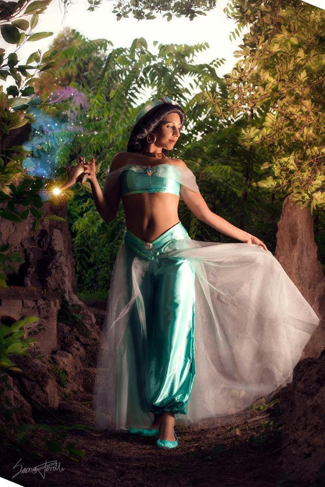 Princess Jasmine from Disney's Aladdin
