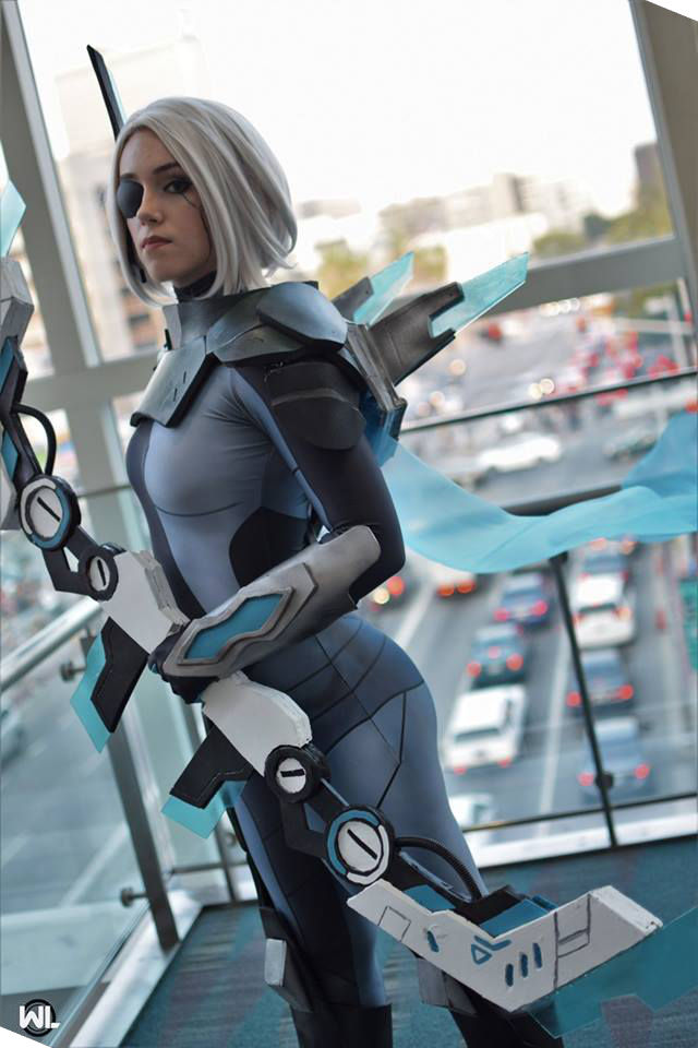 Project Ashe from League of Legends