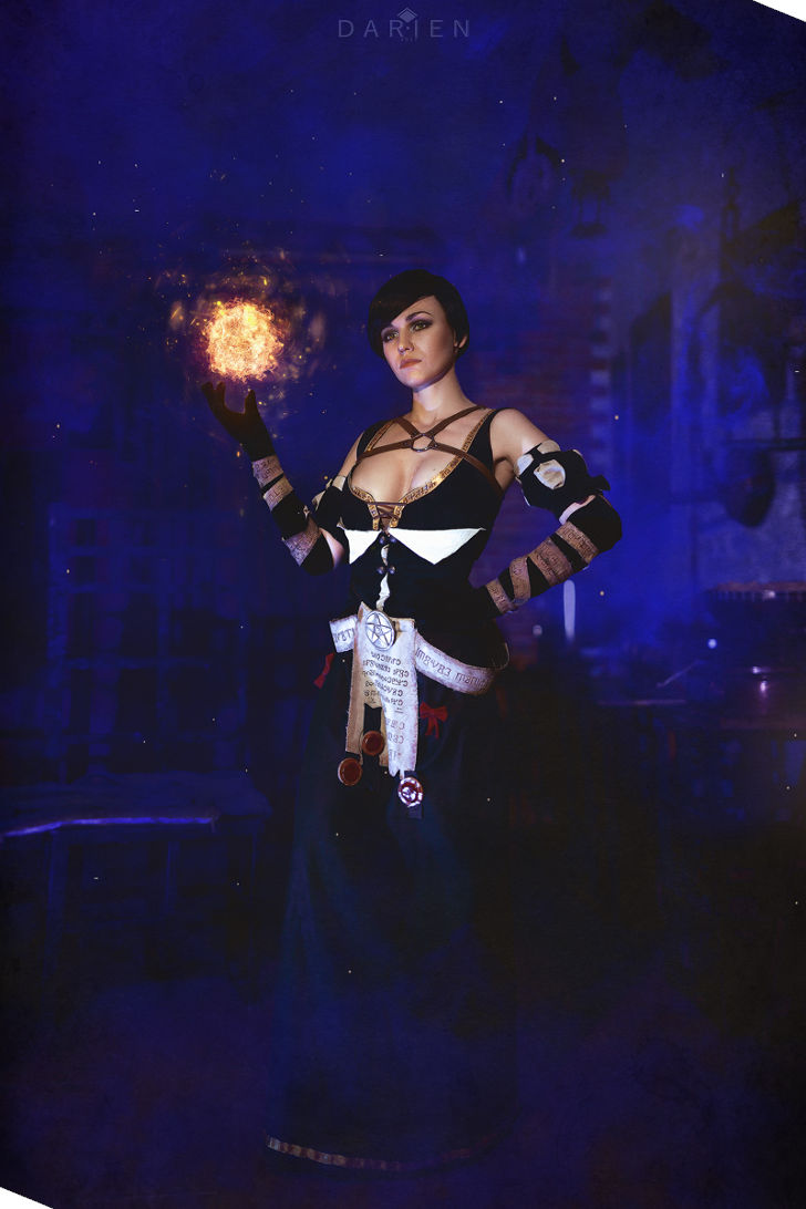 Fringilla Vigo from The Witcher 3: Wild Hunt