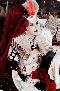 Queen of Hearts from Sakizou
