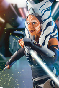 Ahsoka Tano from Star Wars Rebels