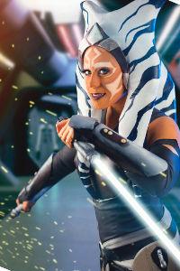Ahsoka Tano from Star Wars Rebels