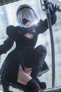 YoRHa No.2 Type B from NieR: Automata
