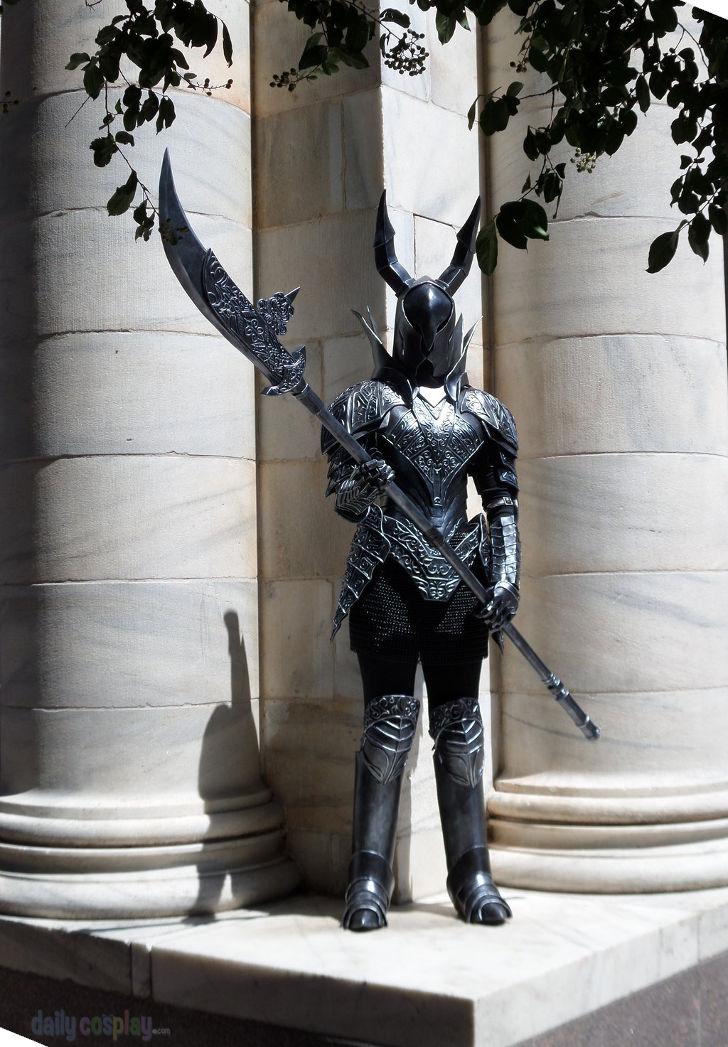 Black Knight from Dark Souls
