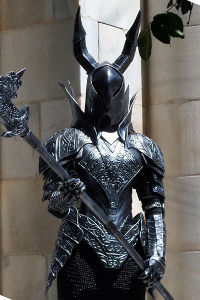 Black Knight from Dark Souls