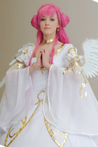 Angel Euphemia li Britannia from Code Geass