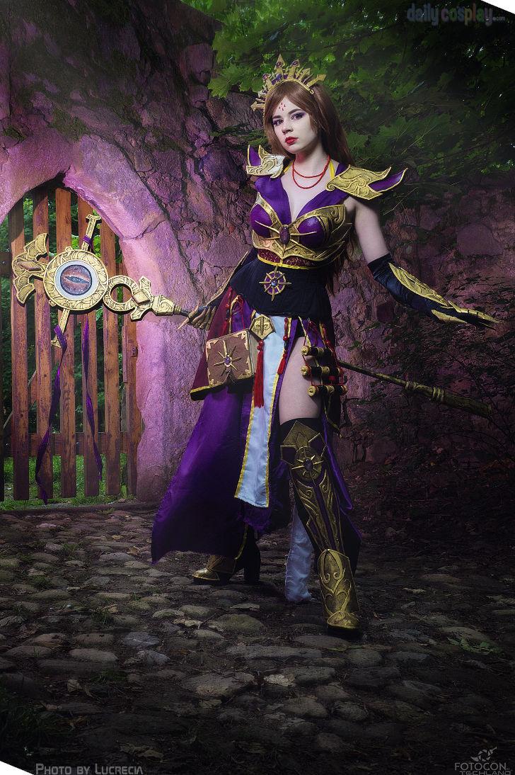 Wizard from Diablo III