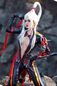 Kan Myo-Woul from Blade and Soul