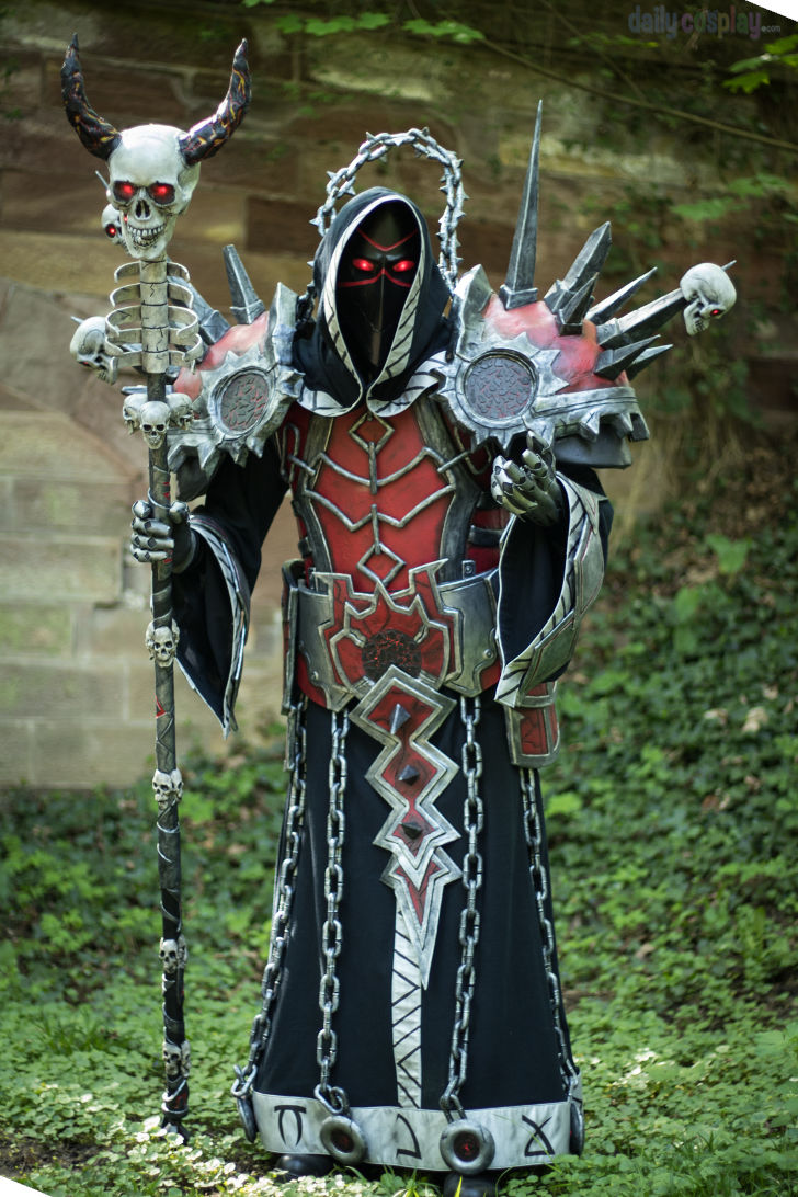 Warlock from World of Warcraft