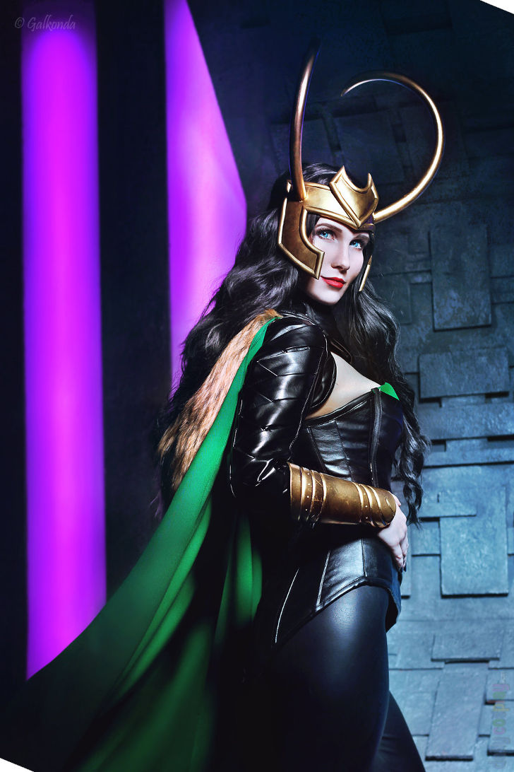 Lady Loki from Thor
