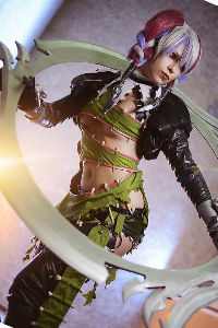 Tira from Soul Calibur V