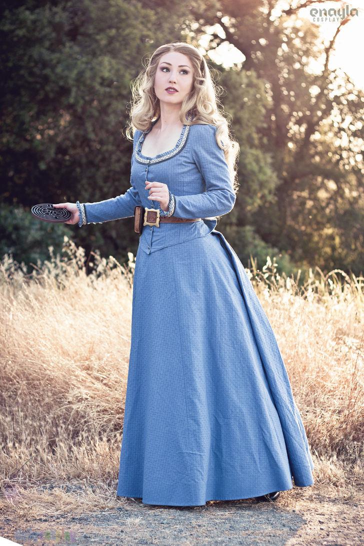 Dolores Abernathy from Westworld